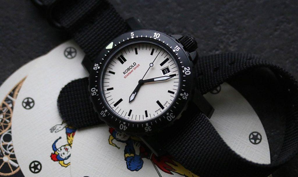 Kobold - Soarway Diver Tactical Watch