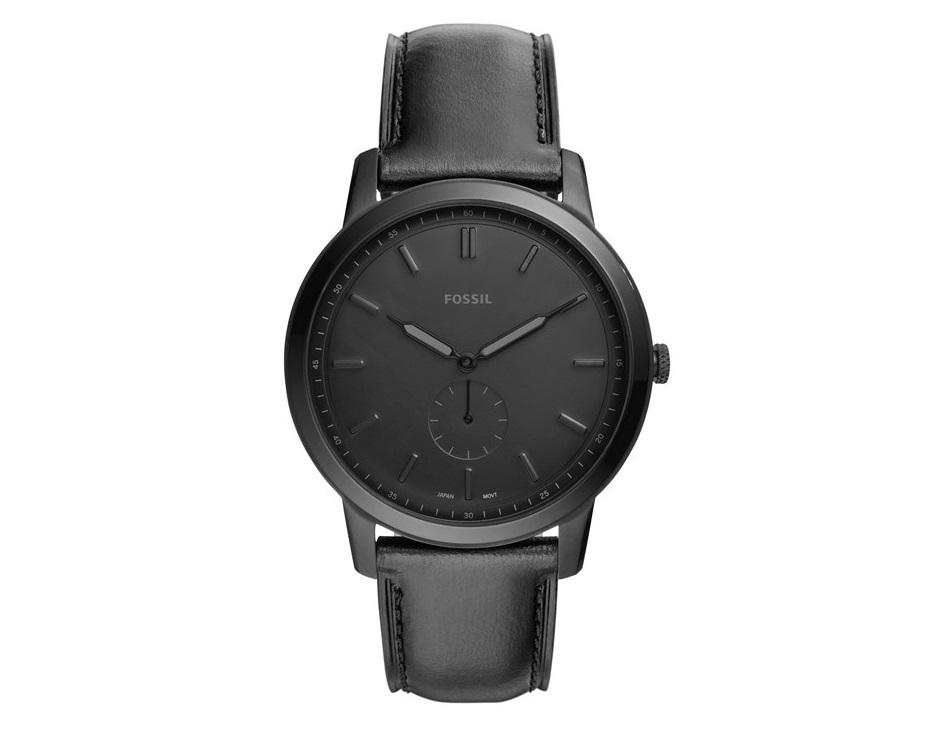 Fossil - FS5447 The Minimalist Two-Hand Watch Erkek Kol Saati
