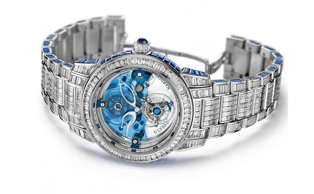 Ulysse Nardin - Royal Blue Tourbillon