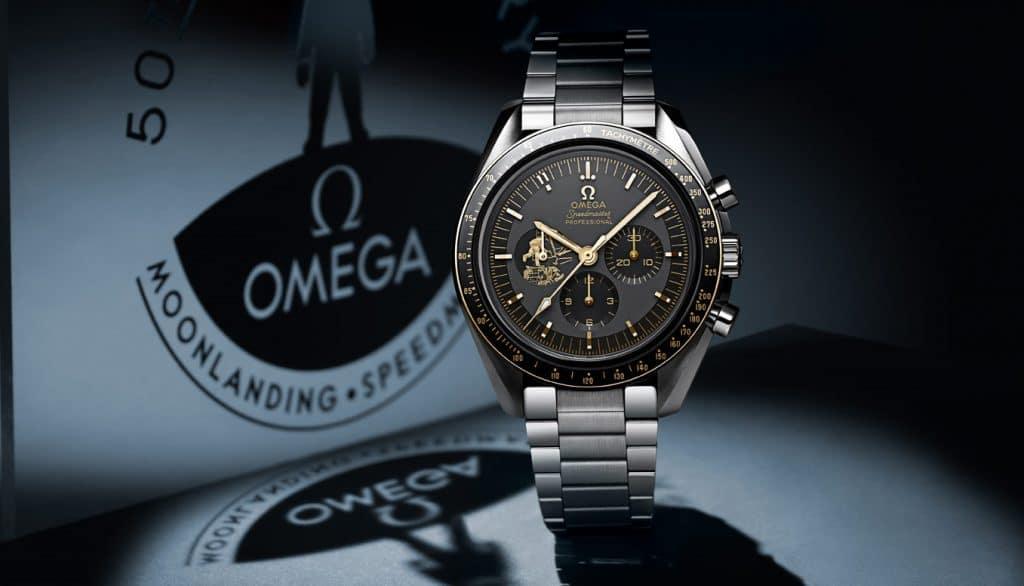 Omega - Apollo 11 50th Anniversary