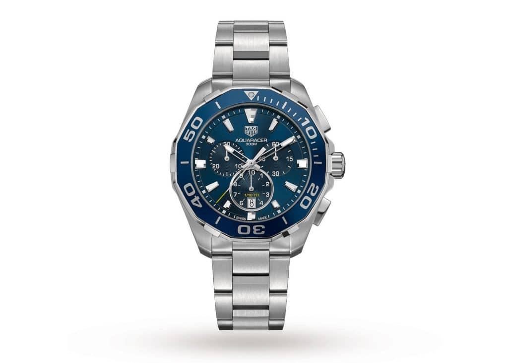 TAG Heuer - Aquaracer Chronograph Erkek Kol Saati