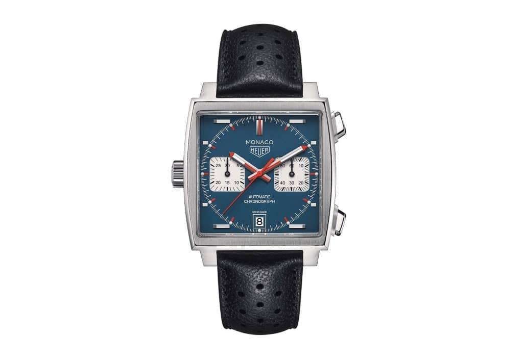 TAG Heuer - Monaco Calibre 11 Automatic Chronograph Erkek Kol Saati