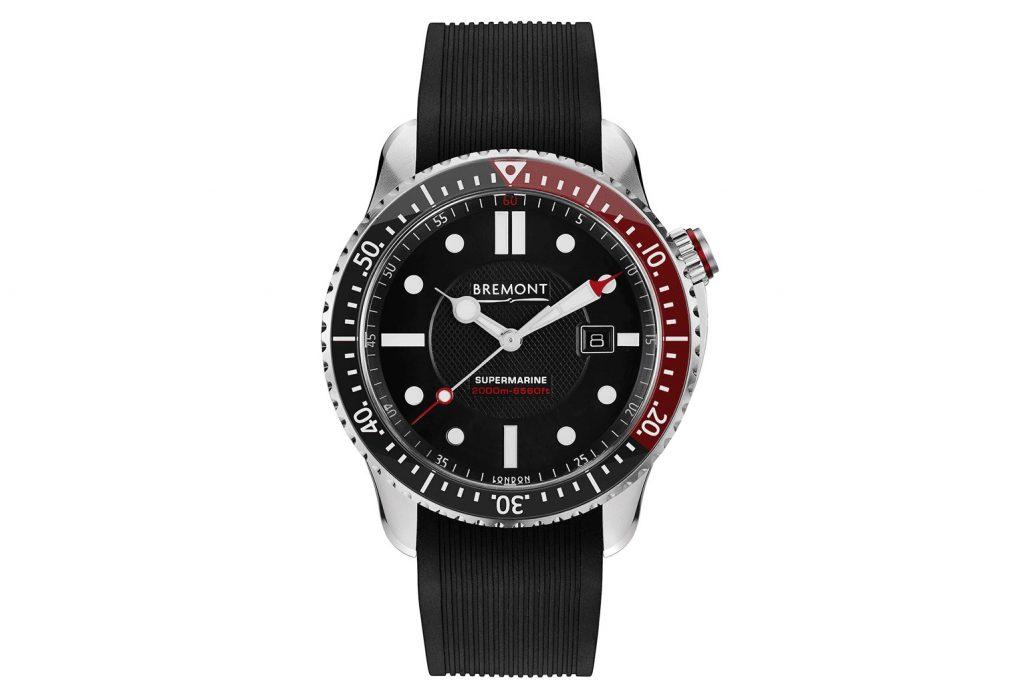 Bremont Supermarine S2000 Red