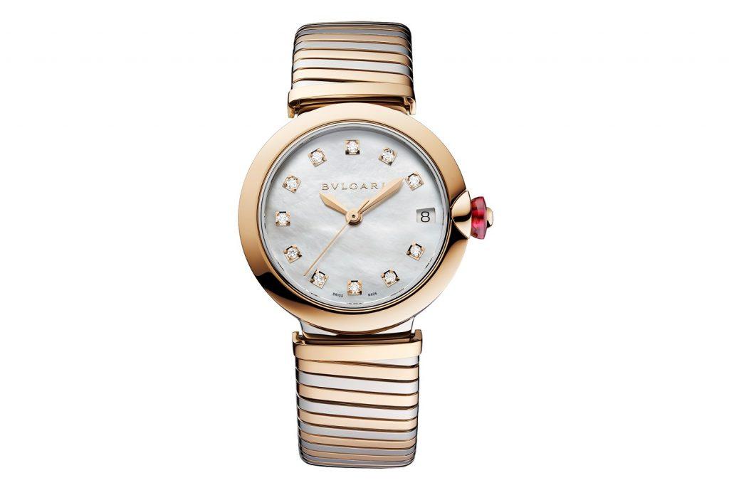 Bulgari Lvcea Tubogas Kadın Saat Modeli