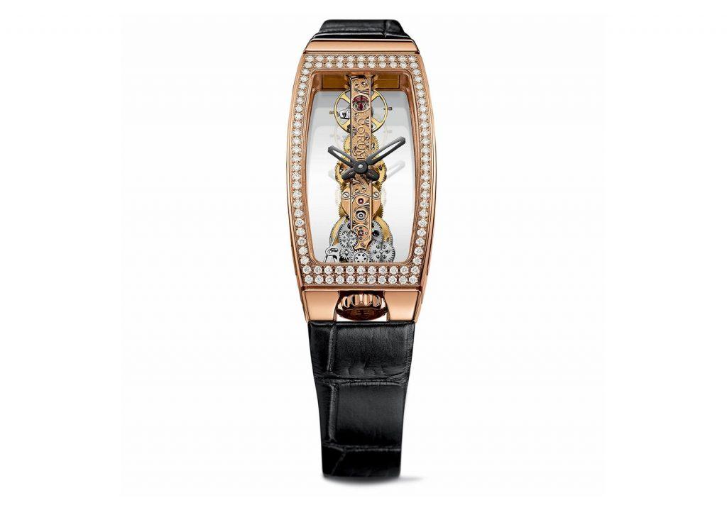 Corum Miss Golden Bridge Kadın Saat Modeli