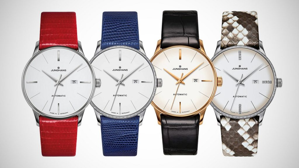 Junghans Meister Damen Automatic Kadın Saat Modeli