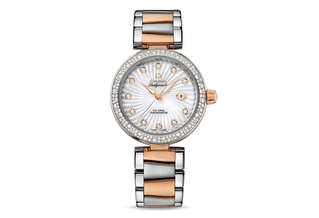 Omega De Ville Ladymatic Co-Axial Kadın Saat Modeli