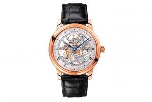Glashutte Original Senator Manual Winding Skeletonized Edition