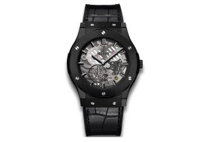 Hublot Classic Fusion Classico Ultra Thin All Black