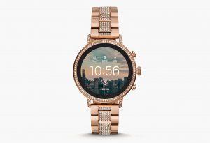 Fossil FTW6012 Akıllı Saat Kadın Kol Saati Modeli