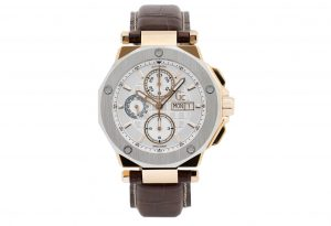Guess Collection X48003G1S Limited Edition Automatic Chronograph Erkek Saati