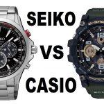 Seiko vs Casio Saat Karşılaştırması