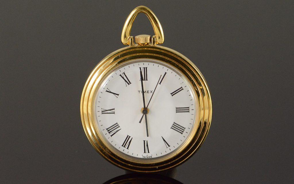 Timex Mekanik Cep Saati