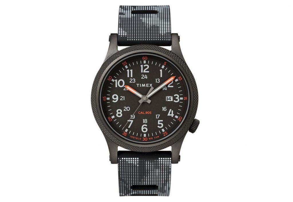 Timex Saat - 40 mm Silikon Kayışlı