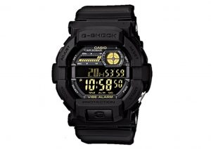 Casio G-Shock GD-350-1BDR