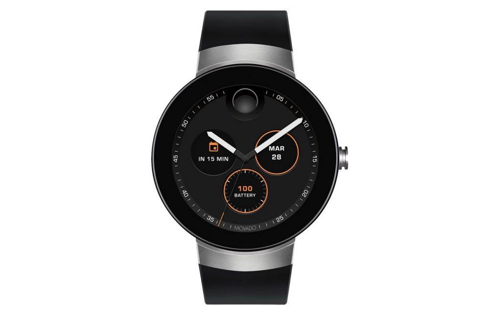 Movado Connect 2.0 Smartwatch