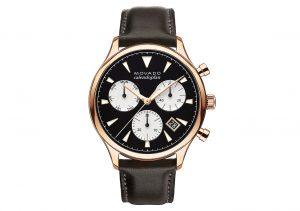 Movado Heritage Series Calendoplan Chronograph Watch